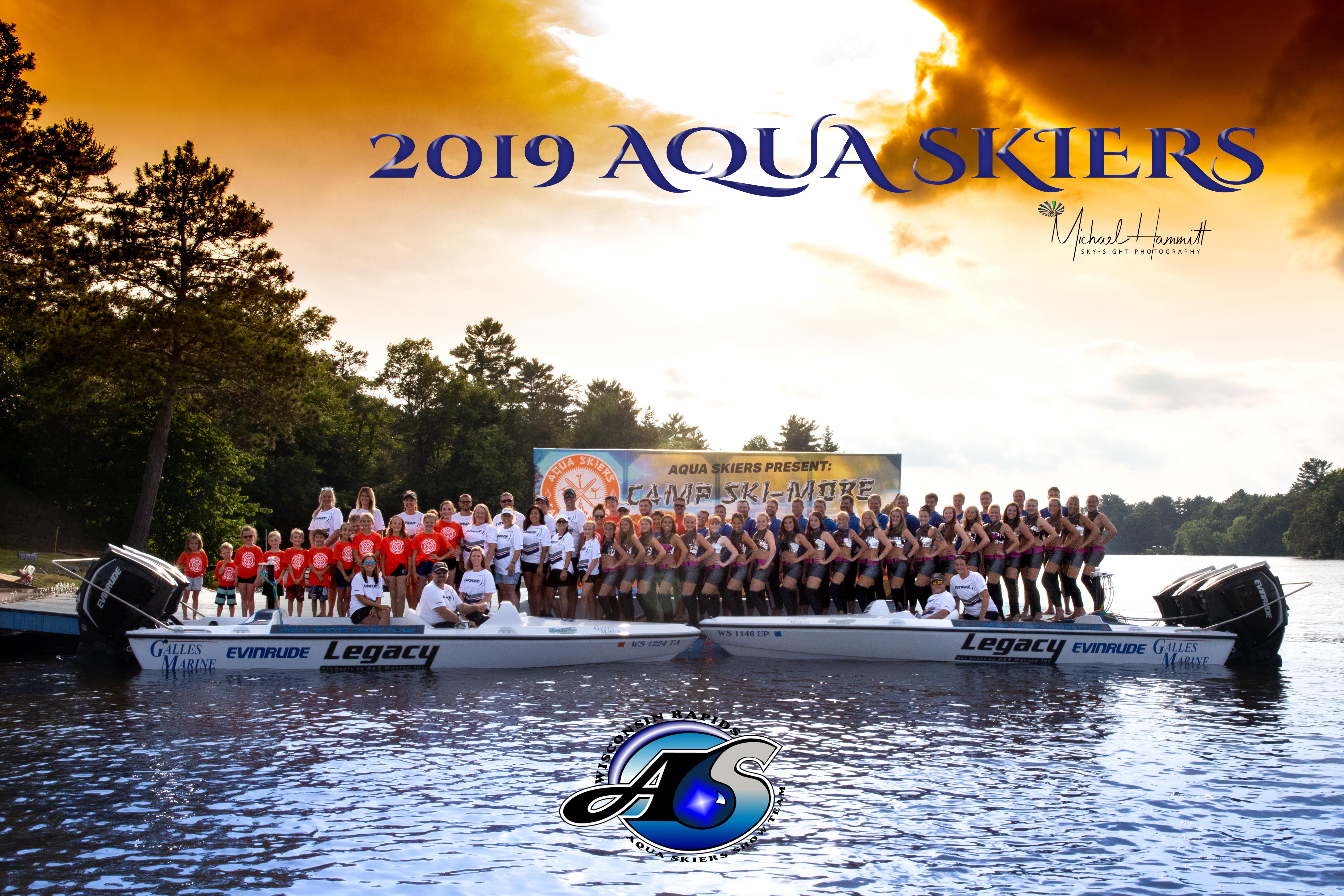 Aqua Skiers 2019
